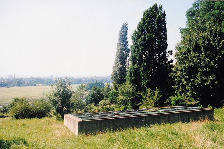 Freilandterrarium Im Gelände des Schloss Albrechtsberg