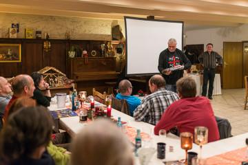 Weihnachtsfeier DGHT Dresden 2014