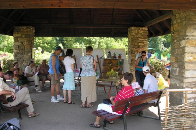 Terrarienausstellung im Botanischen Garten Dresden