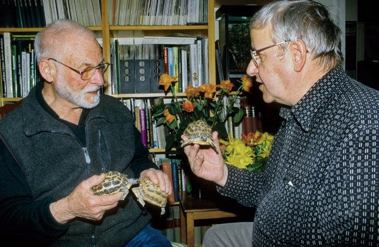 mit Paul-Heinrich Stettler