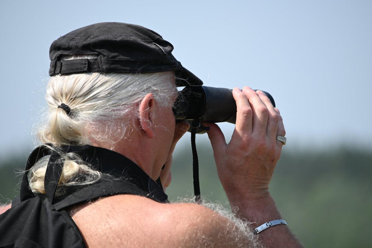 Auf der Suche nach Sumpfschildkröten