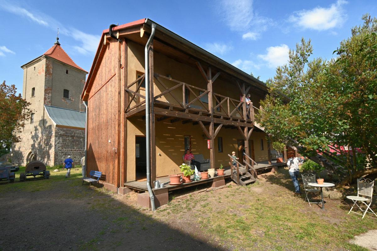 Unterkunft in der Alten Schule in Stegelitz